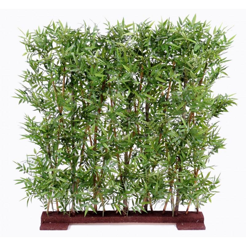 Haie de bambou factice pas cher